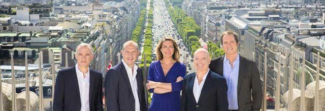 Le dispositif de TF1 pour le défilé du 14 juillet