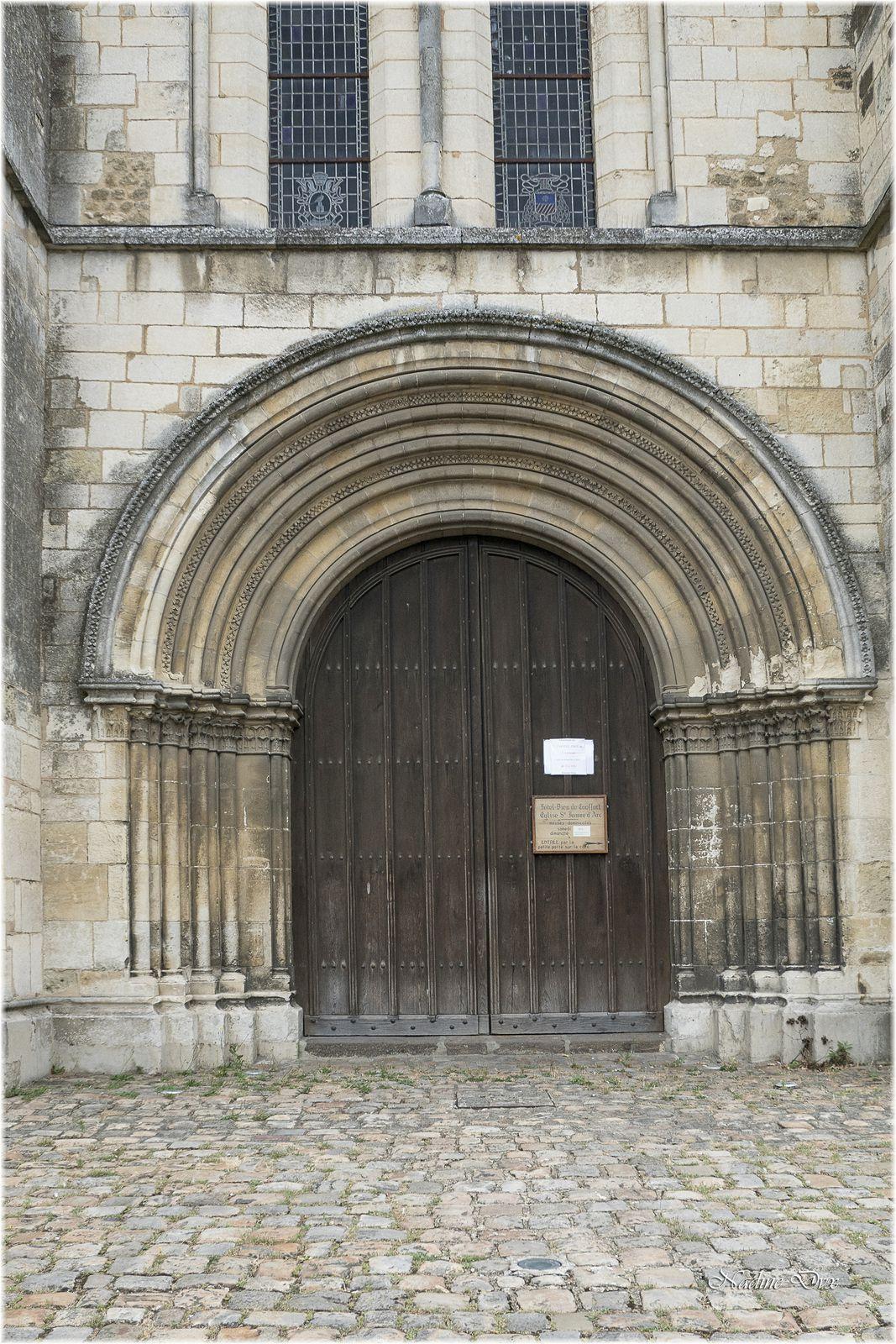 L'église Sainte Jeanne d'Arc ou l'hôtel-Dieu de Coëffort - Le Mans