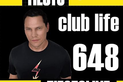 Club Life by Tiësto 648 - august 30, 2019