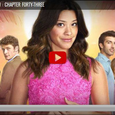 Jane the Virgin S2 : Chapter Forty-Three