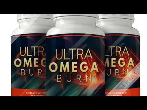 Ultra Omega Burn - Reduces Cholesterol Level