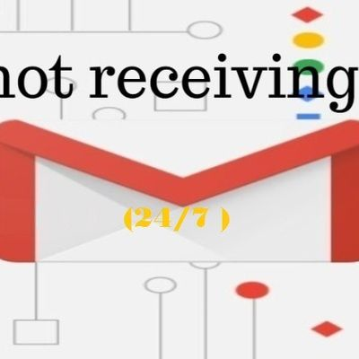 Gmail Not Receiving Emails And How Can Fix It?