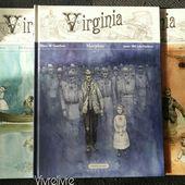 Virginia - Tomes 1-2-3. Séverine GAUTHIER et Benoît BLARY -2013 à 2015 (BD) - VIVRELIVRE