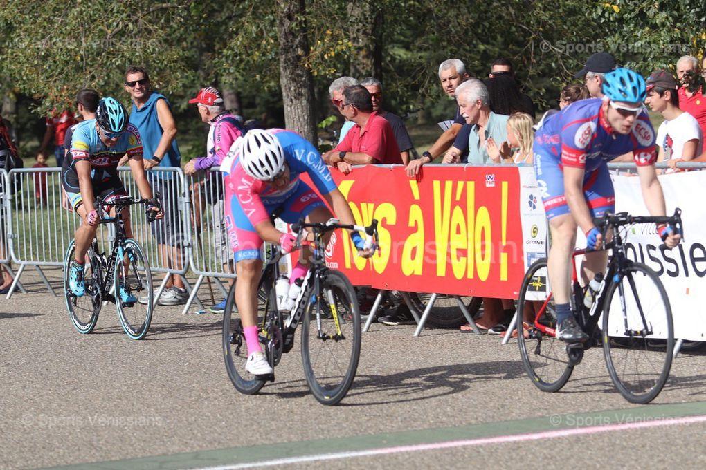 La 25e édition du Grand Prix Cycliste de Vénissieux a été très rapide