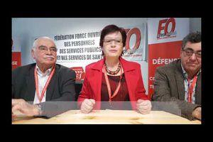 [Video] XXVIIIe congrès de la Fédération des Services publics et de santé : paroles d'anciens