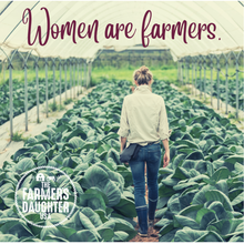 Les femmes sont des agriculteursLes femmes sont des agriculteurs