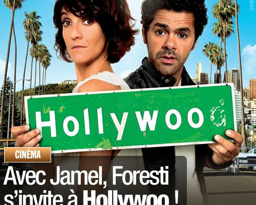 Avec Jamel, Foresti s'invite à Hollywoo !