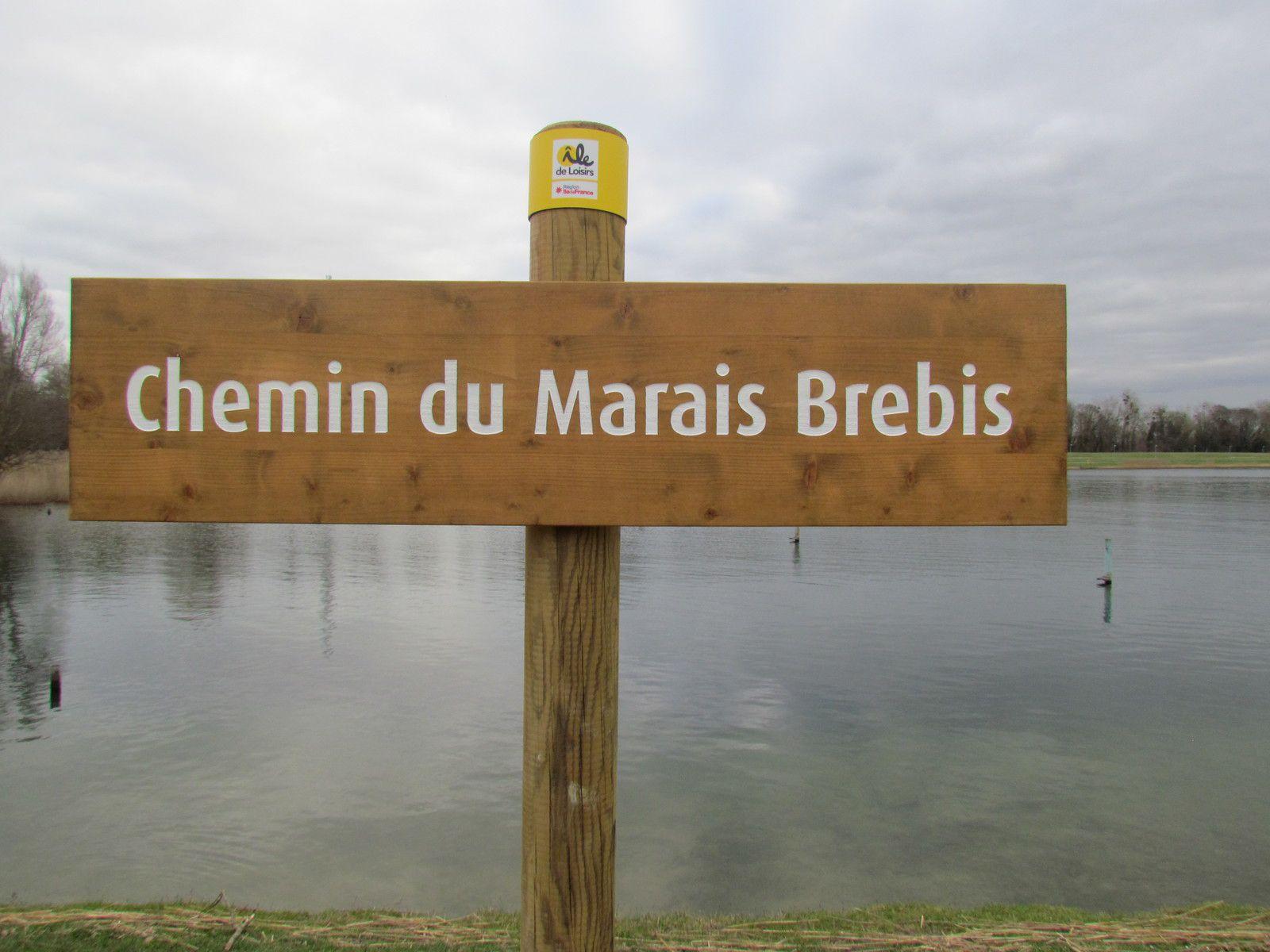 Noms des lieux des espaces verts Chelles Vaires lac et bords de Marne
