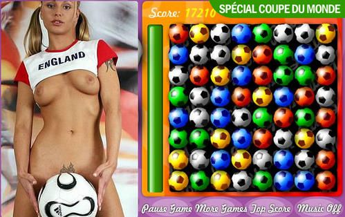 Jeu strip soccer.