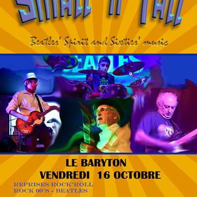 Vendredi 16 octobre – SMALL AND TALL – Beatles