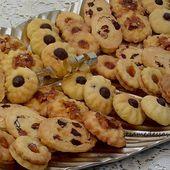 Biscuits variés à l'orange - Le Sésame Des Saveurs