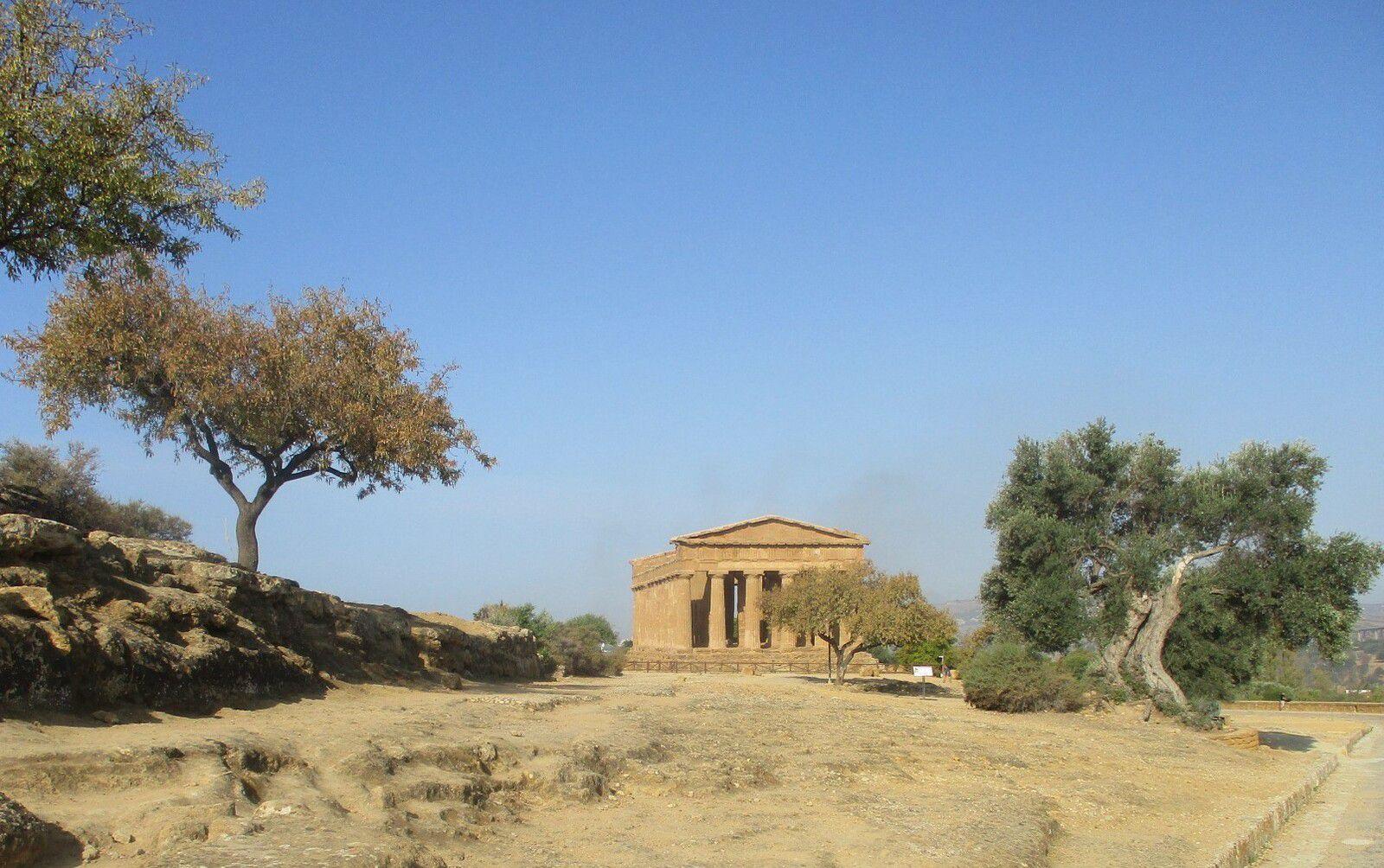 Sicile - Agrigente : la Vallée des Temples