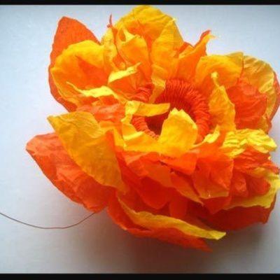 Fleur en papier : comment réaliser de jolies fleurs en papier soi-même ? (techniques, matériel, conseils, astuces)