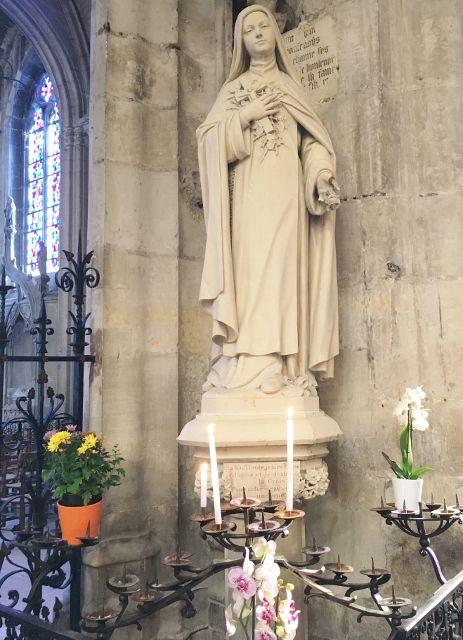 Intérieur église de Louviers