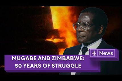 #Mugabe and Zimbabwe : 50 years of struggle, documentaire anglais