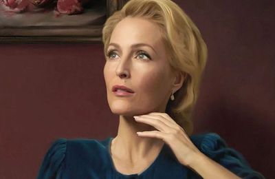 Gillian Anderson incarnera l'icône bie Eleanor Roosevelt dans la série « The First Lady »