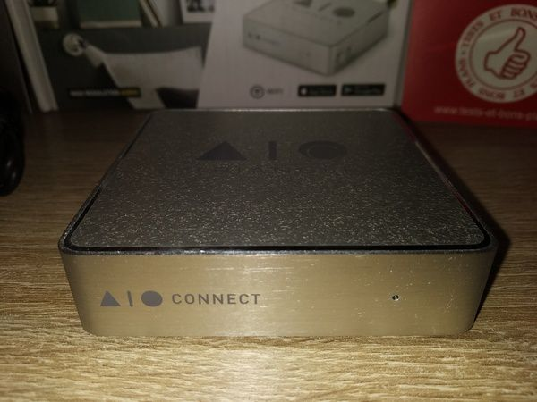 essai du module streamer audio multiroom Triangle AIO Connect @ Tests et Bons Plans