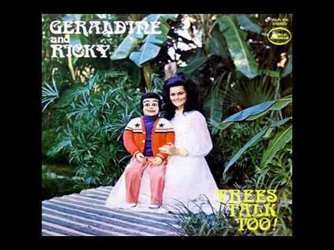GERALDINE & RICKY - TREES TALK TOO