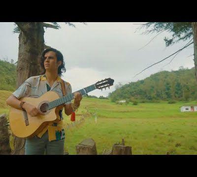 Le chanteur et compositeur-interprète colombien Juandas présente- Para y Siente (para el #cop25)