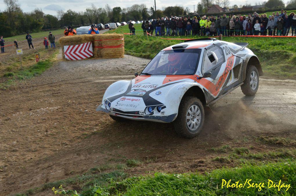 Rallye des 7 Vallées  d' Artois 2017