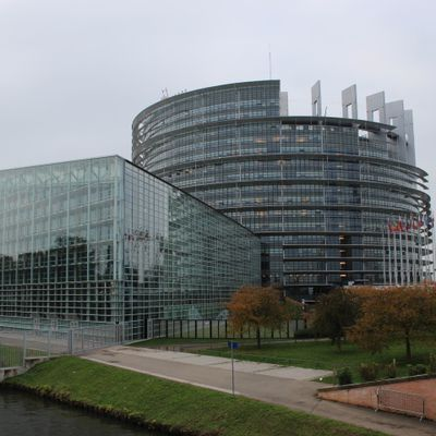 LE PARLEMENT EUROPEEN A STASBOURG