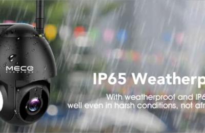 Test: caméra de vidéosurveillance MECO Eleverde PTZ Outdoor