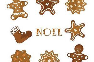 Free de Noël, Mme et M. Pain d'épices