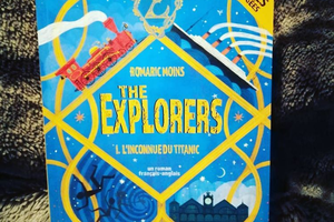 The explorers 1 : l'inconnue du Titanic