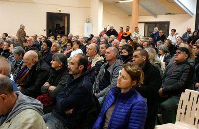 Ponlat Taillebourg : population mobilisée contre le méthaniseur
