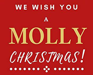 We wish you a Molly christmas - de Carole CERRUTI