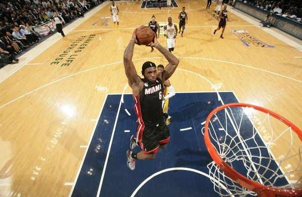 Heat offense puts away Pacers 114-96 in Game 4