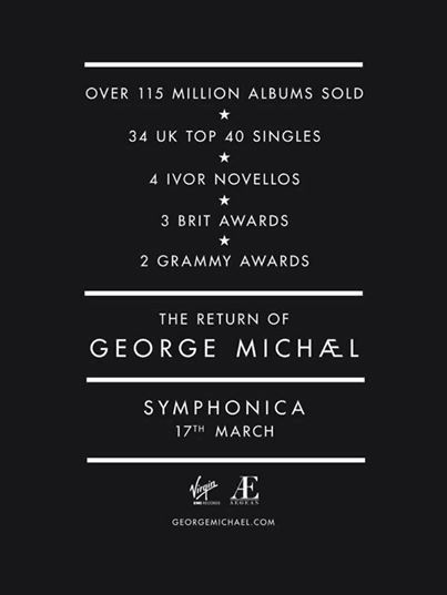 George Michael Back !!