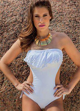 Des Bikinis Ripple Brésiliens Fashion Rio 2015