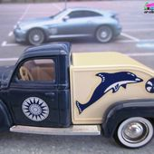 DODGE PICK-UP DECOR DAUPHIN 1940 SOLIDO 1/43 - car-collector.net