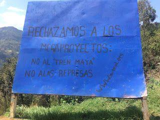 Chiapas : Nous continuons également à lutter, en tant que société civile, contre les tarifs élevés de l'électricité, qui sont si chers pour les pauvres mais que le gouvernement donne aux riches et aux hommes d'affaires (Las Abejas de Acteal)
