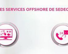 Centre de contact : zoom sur les prestations offshore de SEDECO !