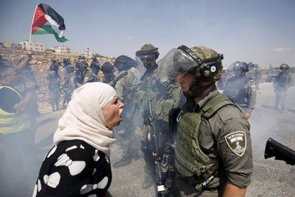 """Annexion en Palestine: un """"suspense"""" insoutenable !"""