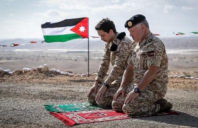 Abdallah II: « Sans le règlement de la question palestinienne, Israël n'aura pas véritablement un avenir au Moyen-Orient »