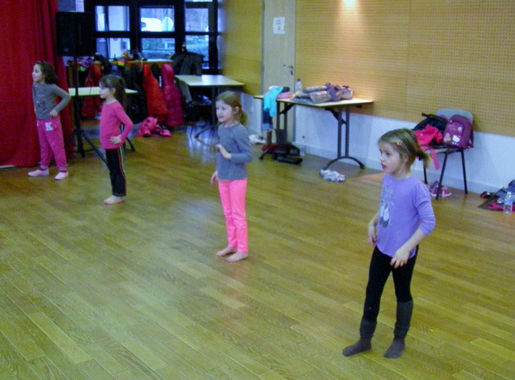 Initiation danse Février 2014