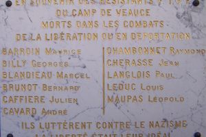 L'attaque des camps Chauvet et Dionnet le 23 juillet 1944