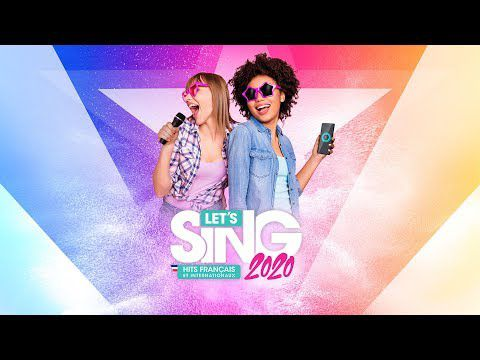 [ACTUALITE] Let's Sing 2020 Hits Français et Internationaux - Maintenant disponible sur PlayStation 4