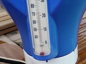 Chauffage solaire pour piscine (suite)