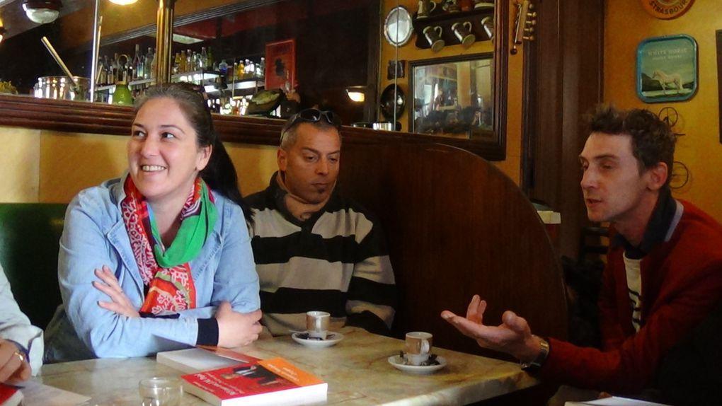 Un matin avec Jean-Pierre, Debat et Lecture du livre « 365 Jours avec Jean-Marc Pujol » Texte Louis Altéza,vidéo Romane Piau, sur un air de Luchini!