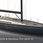 Video - first informations on the Bénéteau First Yacht 53 - Yachting Art Magazine
