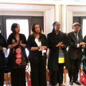 Cérémonie d'adieu à l'ancien président du Burundi le Colonel  BAGAZA Jean Baptiste à Bruxelles