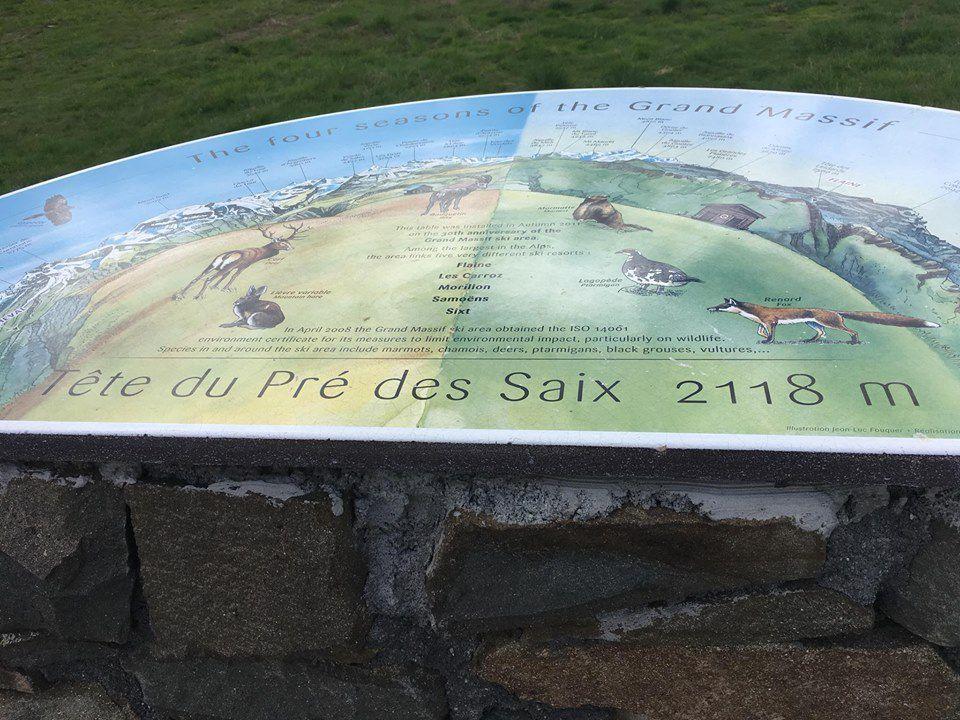 séjour Samoens : Jeudi plateau de Saix