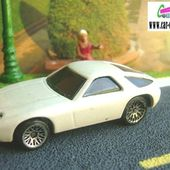 P-928 PORSCHE 928 HOT WHEELS 1/64 P928 + NIGHTSTREAKER - car-collector.net