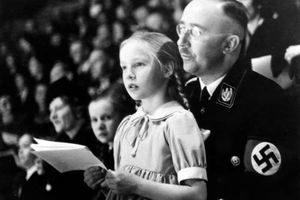 'NAZI PRINCESS DEAD' Holocaust architect Heinrich Himmler's daughter Gudrun Burwitz dies aged 88 without renouncing Nazis