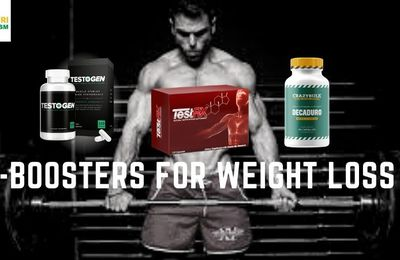 Testosterone Boosters| Works For Weight Loss In Men Over 40