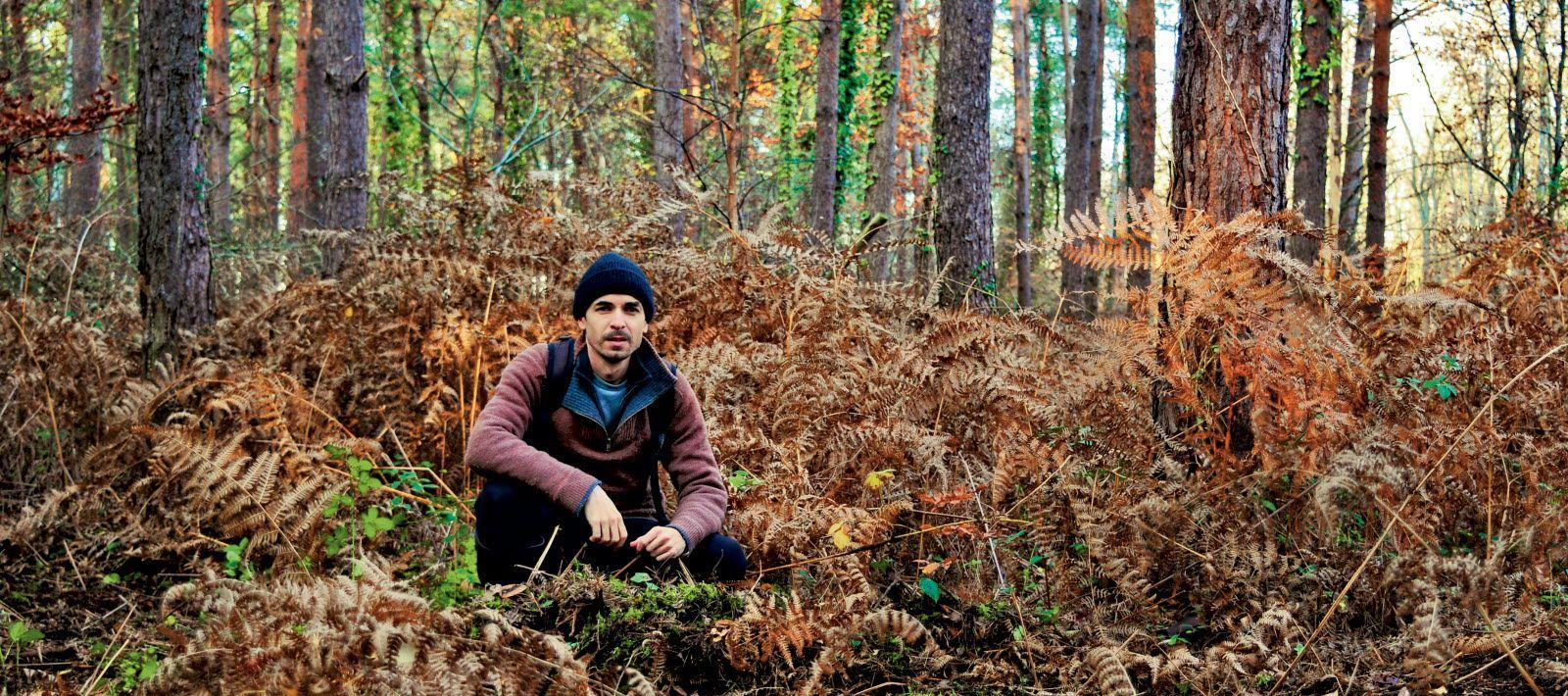 Geoffroy Delorme, 39 ans aujourd'hui ''Cette aventure m'a appris beaucoup sur moi-même, mes forces, mes faiblesses, mes envies''. Photo : Geoffroy Delorme (Cliquez pour agrandir)